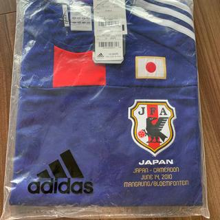 adidas - 【未開封品】2010 ワールドカップ 日本代表ホームユニ vsカメルーン戦