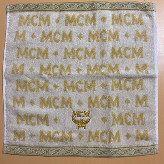 エムシーエム(MCM)のMCM ウォッシュタオル(ハンカチ)