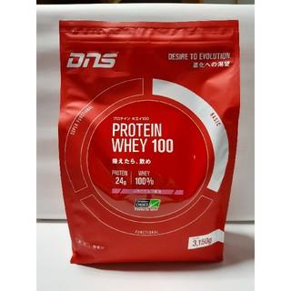 ディーエヌエス(DNS)のDNS 3150g プロテインホエイ100 いちごミルク風味 新品未開封(プロテイン)