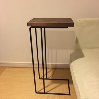 サイドテーブル ハンドメイド(コーヒーテーブル/サイドテーブル)