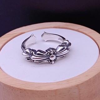 クロムハーツ(Chrome Hearts)の人気品Chrome Hearts クロムハーツ リング 指輪 S925(リング(指輪))