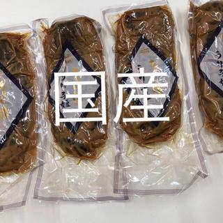 国産奈良漬 4舟(漬物)