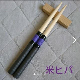 太鼓の達人 マイバチ 米ヒバ 精度型(スティック)