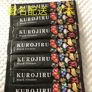 FABIUS - 黒汁kurojiruブラックレンズ 7本