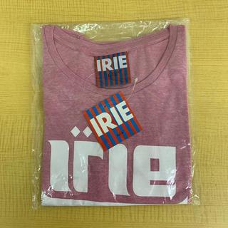 アイリーライフ(IRIE LIFE)の◆新品未使用◆irie life レディースTシャツ ピンク ワンサイズ(Tシャツ(半袖/袖なし))