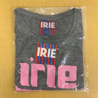 アイリーライフ(IRIE LIFE)の◆新品未使用◆irie life レディースTシャツ グレー ワンサイズ①(Tシャツ(半袖/袖なし))