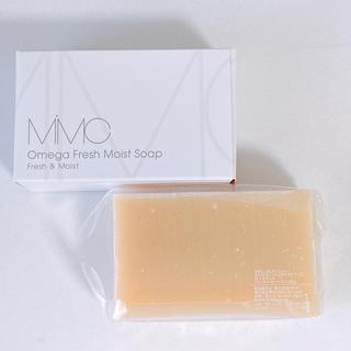 エムアイエムシー(MiMC)のkirino様専用【新品未使用】MiMC オメガフレッシュモイストソープ(洗顔料)