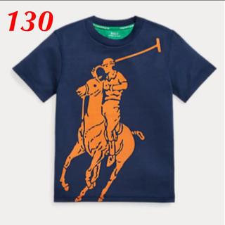 POLO RALPH LAUREN - 新品♡ラルフローレン♡ビッグポニーTシャツ♡130 半袖