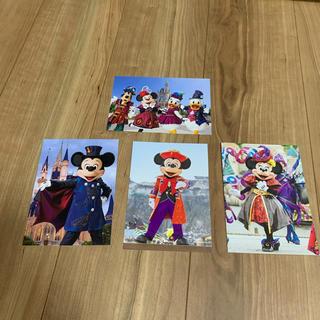 ディズニー(Disney)のディズニー ポストカード ハロウィン(その他)