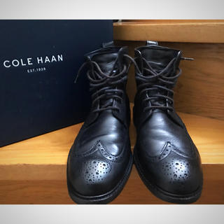 Cole Haan - コールハーン KENNEDY WINGTIP BOOT II 27280円