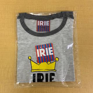 アイリーライフ(IRIE LIFE)の◆新品未使用◆irie lifeレディース7分袖Tシャツ 薄めグレー ワンサイズ(Tシャツ(長袖/七分))