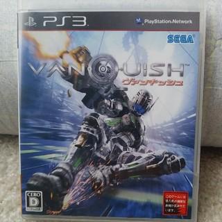 プレイステーション3(PlayStation3)のヴァンキッシュ プレステ3(家庭用ゲームソフト)