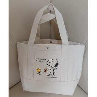 SNOOPY - SNOOPY スヌーピー トートバッグ