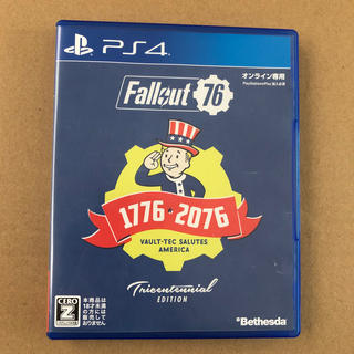 PlayStation4 - Fallout 76 Tricentennial Edition PS4