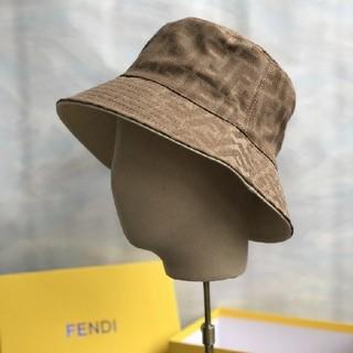 FENDI - 夏コーデ フェンディ ハット 帽子 お勧め