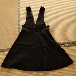 ジーユー(GU)のGU 2way ワンピース スカート(その他)