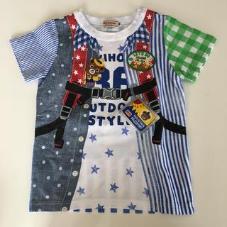 mikihouse - ミキハウス Tシャツ 100