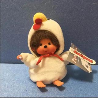 ニワトリのお手玉モンチッチ(キャラクターグッズ)