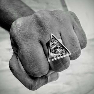 プロビデンスの目 リング(リング(指輪))