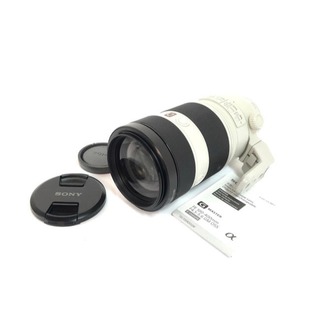 SONY(ソニー)のSONY FE 100-400mm GM OSS SEL100400GM スマホ/家電/カメラのカメラ(レンズ(ズーム))の商品写真