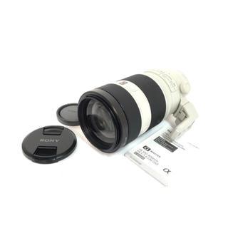 ソニー(SONY)のSONY FE 100-400mm GM OSS SEL100400GM(レンズ(ズーム))