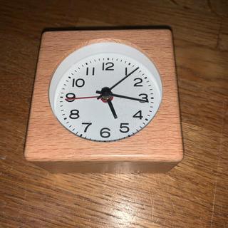 目覚まし時計 ミニサイズ(置時計)