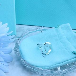 Tiffany & Co. - ☆新品☆未使用☆ティファニー オープン ハート リング10号