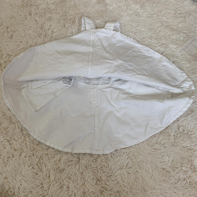 BREEZE(ブリーズ)のデニムジャンパースカート BREEZE キッズ/ベビー/マタニティのキッズ服女の子用(90cm~)(ワンピース)の商品写真