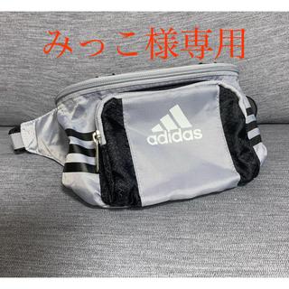 アディダス(adidas)のadidas アディダス ウエストポーチ☘(ウエストポーチ)