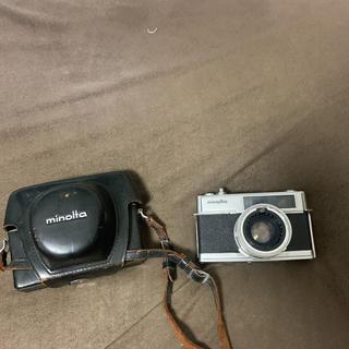 コニカミノルタ(KONICA MINOLTA)のMINOLTA hi-matic7(フィルムカメラ)