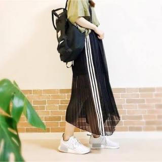 アディダス(adidas)の《adidas original 》TENNIS LONG SKIRT(ロングスカート)