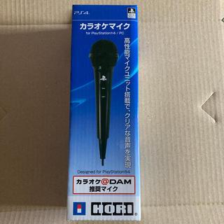 【HORI】カラオケマイクfor PlayStation4/pc(マイク)