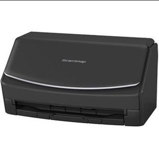 フジツウ(富士通)のScanSnap iX1500 (ブラック) FI-IX1500BK(OA機器)