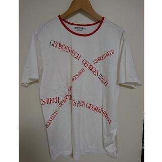 ジョルジュレッシュ(GEORGES RECH)のGEORGES RECH ロゴTシャツM(Tシャツ(半袖/袖なし))