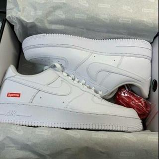 NIKE - Supreme Nike Air Force 1 25.5cm