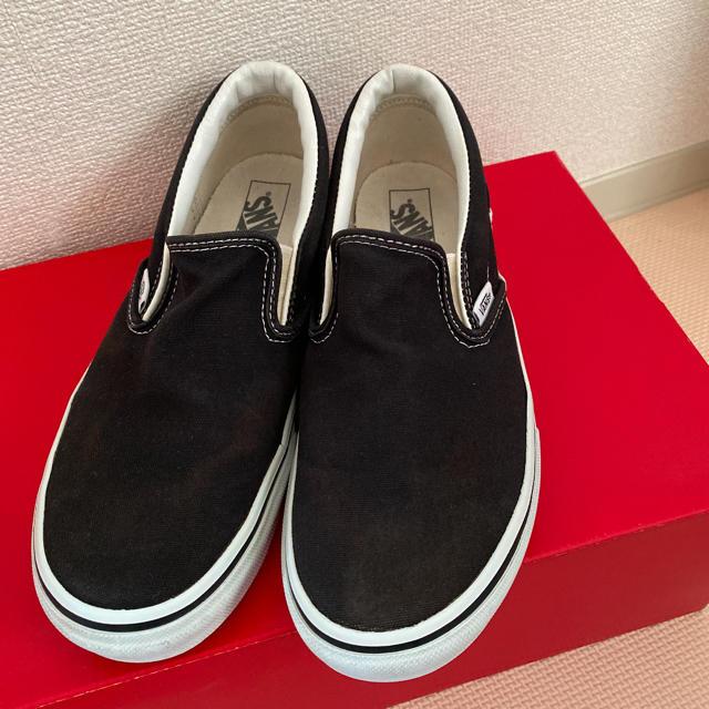 VANS(ヴァンズ)のVANS スニーカー スリッポン メンズの靴/シューズ(スニーカー)の商品写真