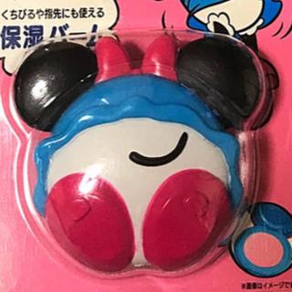 ディズニー(Disney)のミニコンパクトモイスチャーバーム ミニー(リップケア/リップクリーム)