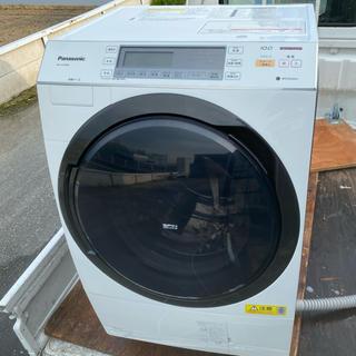Panasonic - 奈良発 パナソニック ドラム式洗濯乾燥機 10kg NA-VX7500L