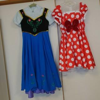 ディズニー(Disney)のビビディバビディブティック 150 ミニー アナ ドレス  ワンピース(ドレス/フォーマル)