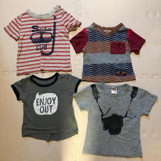 babyGAP - Tシャツ4枚
