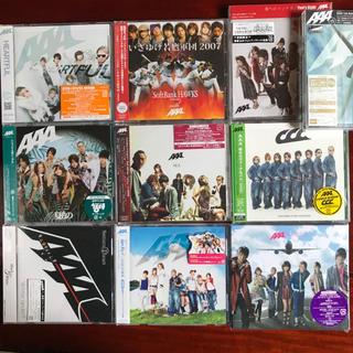 トリプルエー(AAA)のAAA CD DVD シングル アルバム 過去 初期 デビュー当時 レア(ポップス/ロック(邦楽))