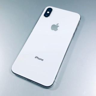 アイフォーン(iPhone)のiPhoneX 256GB SIMフリー [06](スマートフォン本体)