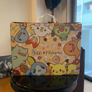 ポケモン(ポケモン)のミスド ポケモン福袋3300円(キャラクターグッズ)