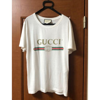 Gucci - GUCCI ロゴ tシャツ
