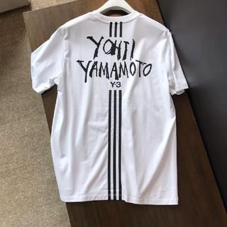 Y-3 - Y-3  ヨージヤマモト Tシャツ ホワイト メンズ