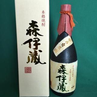 森伊蔵 720ml 金ラベル かめ壺焼酎 新品未開封(焼酎)