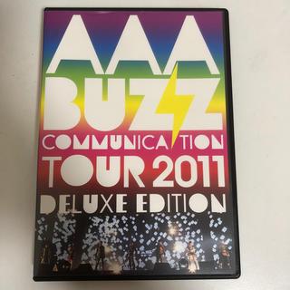 AAA - AAA BUZZ COMMUNICATION TOUR 2011 DELUXE