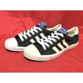 アディダス(adidas)の★70~80s!希少レア!アディダス マッチ 黒/白 ビンテージ デッド⑨★(スニーカー)