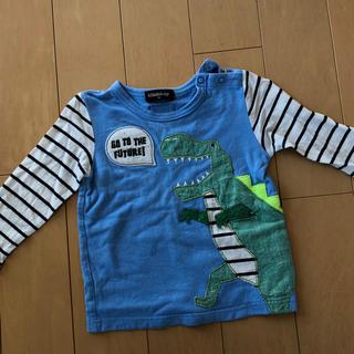 クレードスコープ(kladskap)のロングTシャツ90サイズ(Tシャツ/カットソー)
