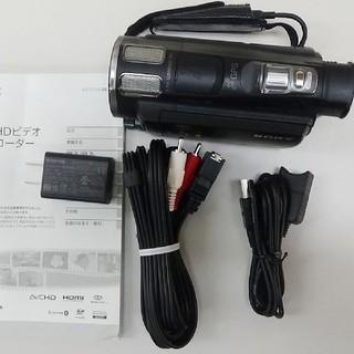 ソニー(SONY)のソニーハンディカム HDR-CX700V ビデオカメラ ナイトショット(ビデオカメラ)
